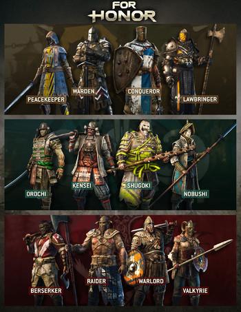 forhonorheroes
